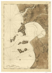 Bay of Seven Islands - Sept-Iles, 1781 - USA Regional DB v.2 19