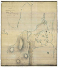Northern Part of RI, 1819 National Archives