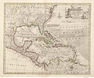 Caribbean 1752 - Bowen