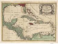 Caribbean 1755 - Seale