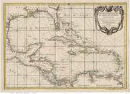Caribbean 1762 - Rizzi-Zannoni