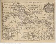 Caribbean 1763 - Bowen