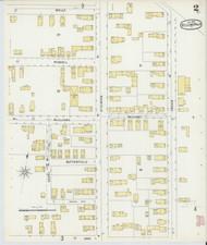 Bellows Falls, VT Fire Insurance 1896 Sheet 2 - Old Town Map Reprint