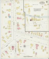 Brandon, VT Fire Insurance 1897 Sheet 2 - Old Town Map Reprint