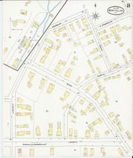 Montpelier, VT Fire Insurance 1894 Sheet 8 - Old Town Map Reprint