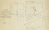 13 Walker Maryland Ave 2 1870x Washington DC Block Map - Old Map Reprint