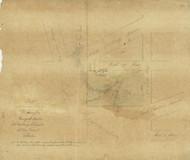 19 Carroll North Carolina Ave 2 1870x Washington DC Block Map - Old Map Reprint