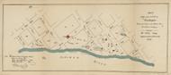 35 Young 9th St 1888 Washington DC Block Map - Old Map Reprint