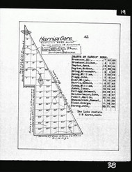 Harris Gore BW Lotting Vermont Town Crafts