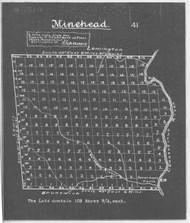 Bloomfield (Minehead Old) Lotting Vermont Town Dewart