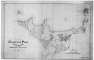 Colchester Point Lotting Vermont Town Dewart