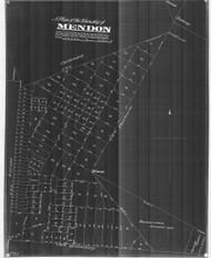 Mendon 1 Lotting Vermont Town Dewart
