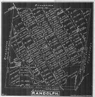 Randolph 1 Lotting Vermont Town Dewart