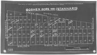 Stamford (Goshen Gore 1 Old) 1 Lotting Vermont Town Dewart