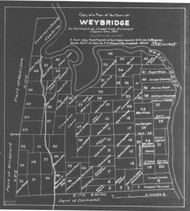 Weybridge 2 Lotting Vermont Town Dewart