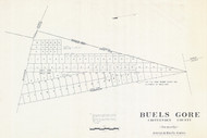 Buels Gore 38 Lotting Vermont Town VT State Archives