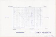 Eden Lotting Vermont Town VT State Archives