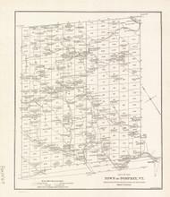 Pomfret 159 Lotting Vermont Town VT State Archives