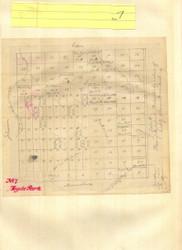 Hyde Park Lotting Vermont Town Whitelaw Plans Archive