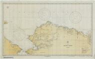 Arctic Coast 1933 Nautical Chart 1,587,870 Scale  Alaska Chart 9400