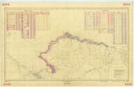 Arctic Coast 1950 Nautical Chart 1,587,870 Scale  Alaska Chart 9400