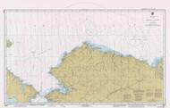 Arctic Coast 1983 Nautical Chart 1,587,870 Scale  Alaska Chart 9400