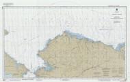 Arctic Coast 1989 Nautical Chart 1,587,870 Scale  Alaska Chart 9400
