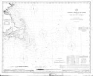 Cape Ann to Gay Head 1880 (copy b) AC Nautical - 1:400,000 Chart 7