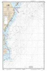 Cape May to Cape Hatteras 2014 AC General Chart 1109