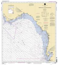 Tampa Bay to Cape San Blas 2006 AC General Chart 1114