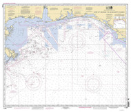 Cape St. George to Mississippi Passes 2010 AC General Chart 1115