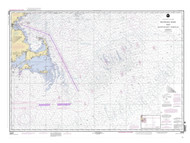 Georges Bank and Nantucket Shoals 2002 AC General Chart 1107