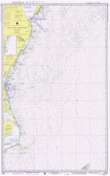 Cape May to Cape Hatteras 1975 AC General Chart 1109