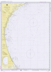 Charleston Light to Cape Canaveral 1975 AC General Chart 1111