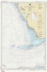 Habana to Tampa Bay 1991 AC General Chart 1113