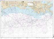 Mississippi River to Galveston 2013 AC General Chart 1116
