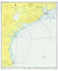 Galveston to Rio Grande 1975 AC General Chart 1117