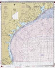Galveston to Rio Grande 1983 AC General Chart 1117