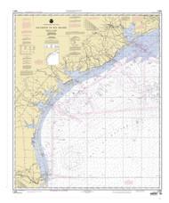 Galveston to Rio Grande 2004 AC General Chart 1117