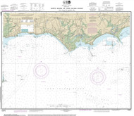 Duck Island to Madison Reef 2014 - Old Map Nautical Chart AC Harbors 12374 - Connecticut
