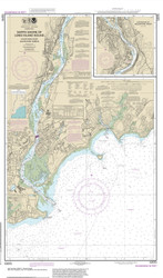 Milford to Stratford 2014 - Old Map Nautical Chart AC Harbors 12370 - Connecticut