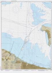 Sandy Hook Bay 1984 - Old Map Nautical Chart AC Harbors 12330 - New Jersey