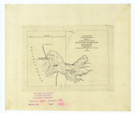 Columbia River Sheet 1 1850 - Old Map Nautical Chart PC Harbors 640 - Oregon