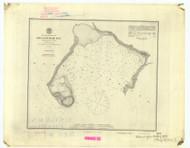 Bellingham Bay 1889 A - Old Map Nautical Chart PC Harbors 656 - Oregon