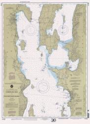 Lake Champlain, Sheet 2 - 2000 Nautical Chart