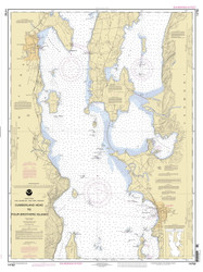 Lake Champlain, Sheet 2 - 2006 Nautical Chart