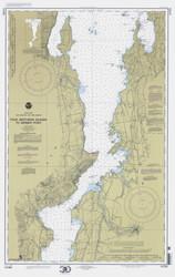 Lake Champlain, Sheet 3 - 2000 Nautical Chart