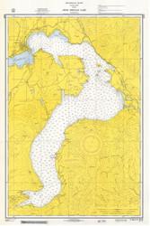 Lake Pend Oreille - 1965 Nautical Chart - Inland Lakes