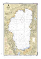 Lake Tahoe - 2004 Nautical Chart - Inland Lakes