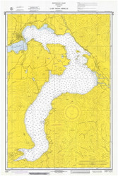Lake Pend Oreille - 1971 Nautical Chart - Inland Lakes